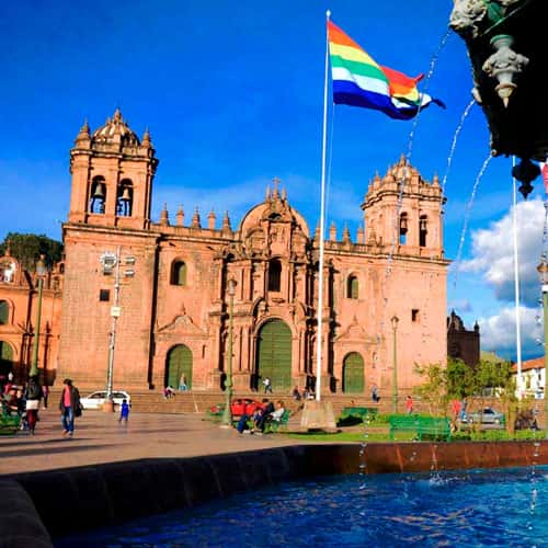 City tour en Cusco Full day